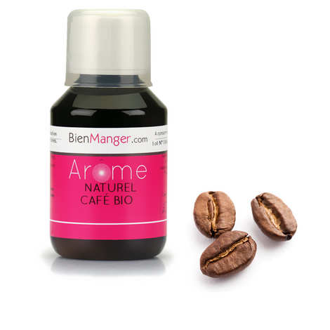 BienManger aromes&colorants - Organic Brazilian Coffee Flavouring
