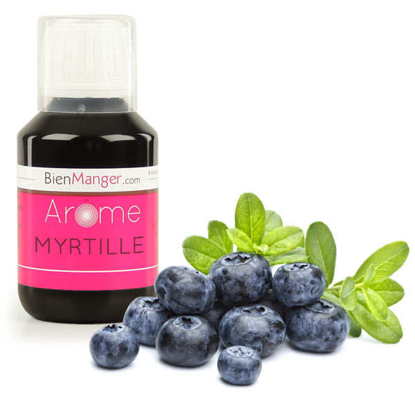Blueberry flavouring