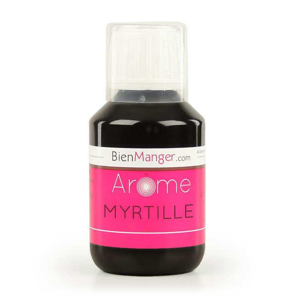 Arôme alimentaire de myrtille