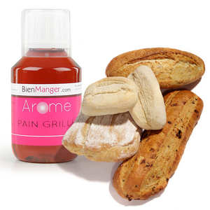 BienManger aromes&colorants - Toasted bread food flavouring