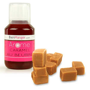 BienManger aromes&colorants - Butter caramel flavouring