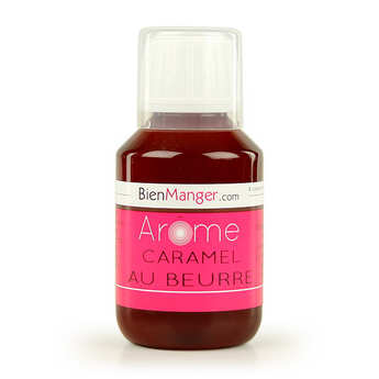 BienManger aromes&colorants - Arôme alimentaire de caramel au beurre