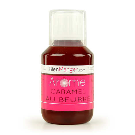 BienManger aromes&colorants - Butter caramel flavouring