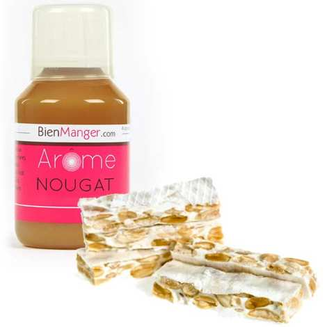 BienManger aromes&colorants - Arôme alimentaire de nougat