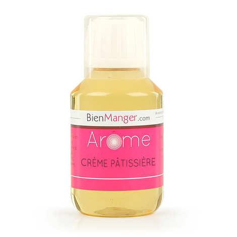 BienManger aromes&colorants - Arôme alimentaire de crème patissière
