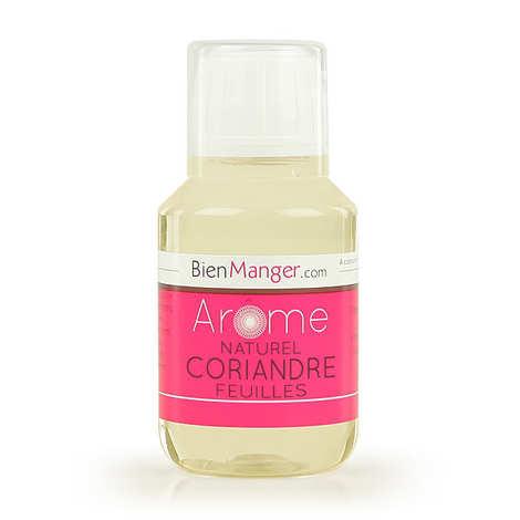 BienManger aromes&colorants - Arôme alimentaire de coriandre (feuilles)