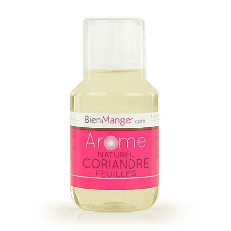 BienManger aromes&colorants - coriander flavouring