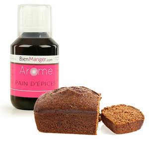 BienManger aromes&colorants - Arôme alimentaire de pain d'épices