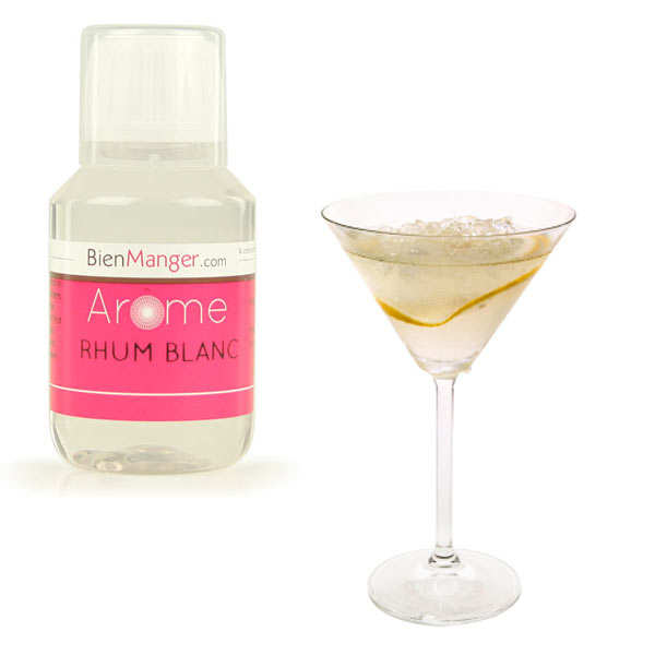 White rum flavouring