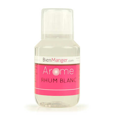 BienManger aromes&colorants - White rum flavouring