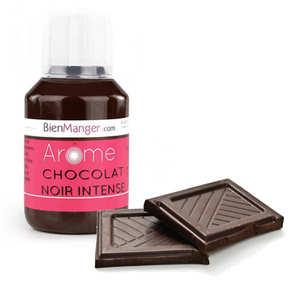 BienManger aromes&colorants - Arôme alimentaire de chocolat noir intense