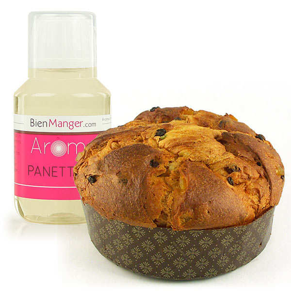 Panettone food flavouring