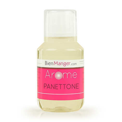 BienManger aromes&colorants - Panettone food flavouring