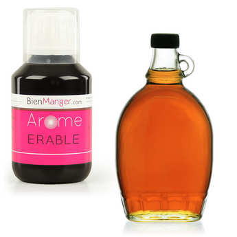 BienManger aromes&colorants - Maple syrup flavouring