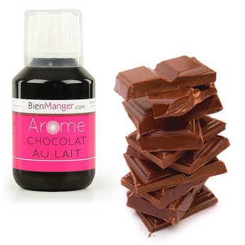 BienManger aromes&colorants - Arôme alimentaire de chocolat au lait