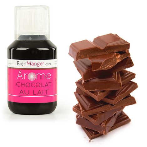 BienManger aromes&colorants - Milk chocolate flavouring