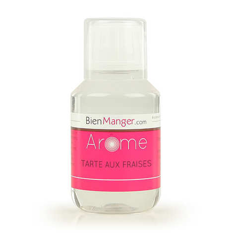 BienManger aromes&colorants - Strawberry tart flavouring