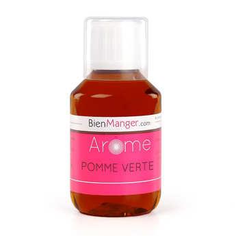 BienManger aromes&colorants - Arôme alimentaire de pomme verte