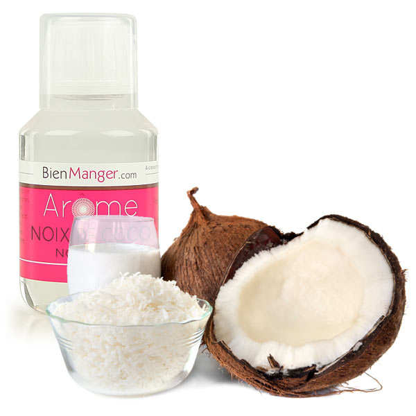 Coconut milk flavouring