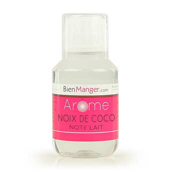 BienManger aromes&colorants - Coconut milk flavouring