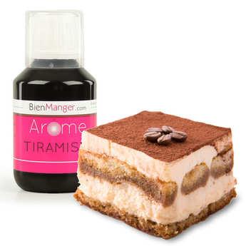 BienManger aromes&colorants - Arôme alimentaire de tiramisu