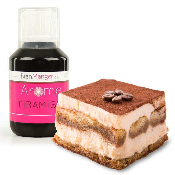 Tiramisu flavouring