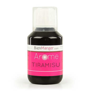 BienManger aromes&colorants - Tiramisu flavouring