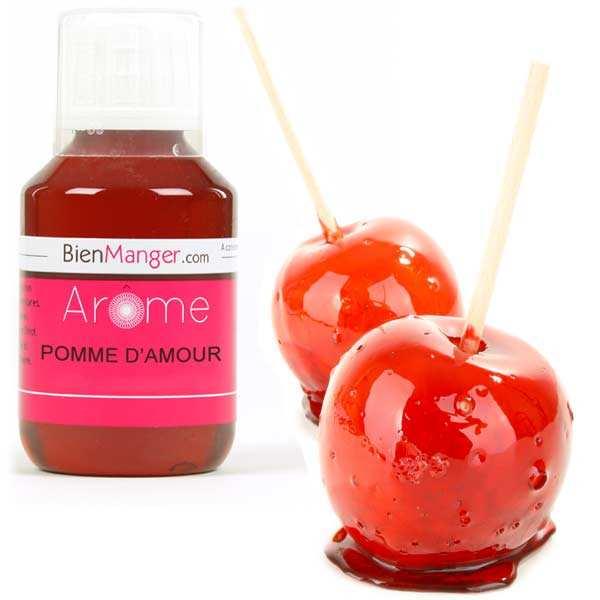 Arôme alimentaire de pomme d'amour
