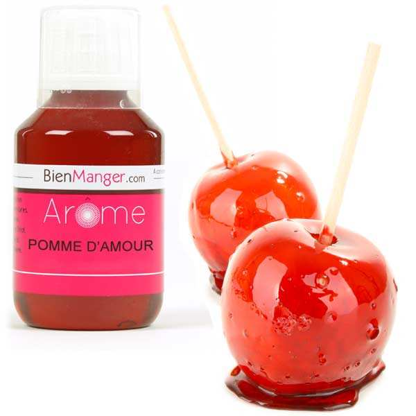 Toffee apple food flavouring