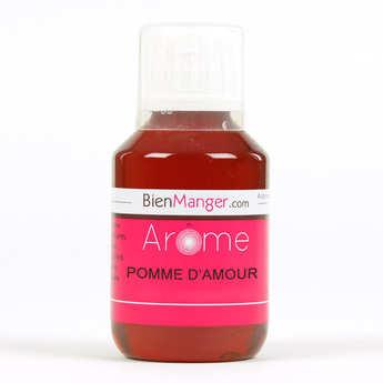 BienManger aromes&colorants - Arôme alimentaire de pomme d'amour