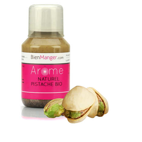 BienManger aromes&colorants - Organic Natural Pistachio Flavouring