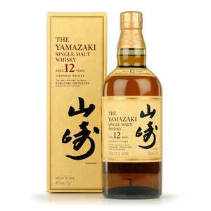 Suntory - Yamazaki 12-year-old Single Malt Whisky from Japan - 43%