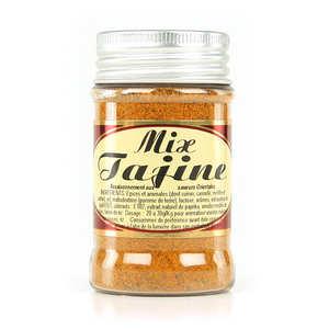 Soripa - Mix tajine (cumin, cannelle, menthe et safran)