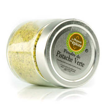 Soripa - Poudre de pistache verte