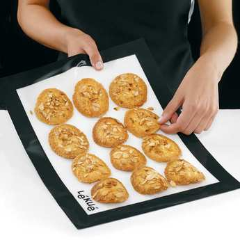 Lékué - Silicone and fibreglass baking mat