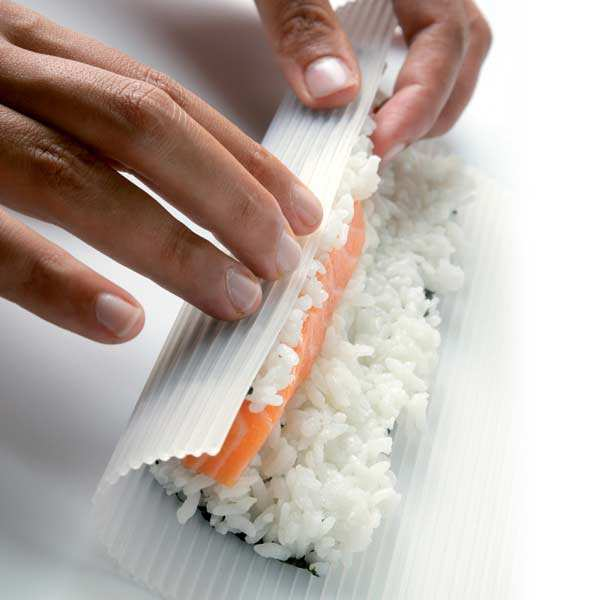 Makisu - tapis sushis en silicone