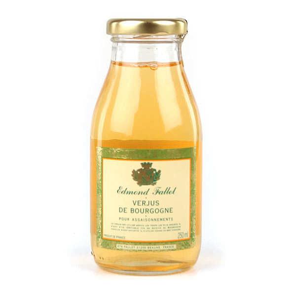 Verjuice from Burgundy