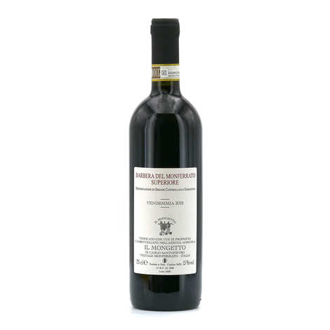 Il Mongetto - Barbera del Monferrato superiore DOC