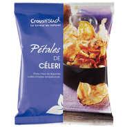 Croustisud - Chips de céleri bio sans sel