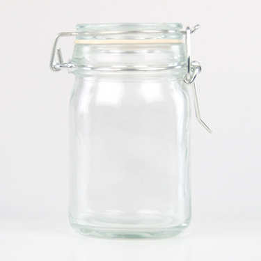 Mini sealable glass jar - 30cl