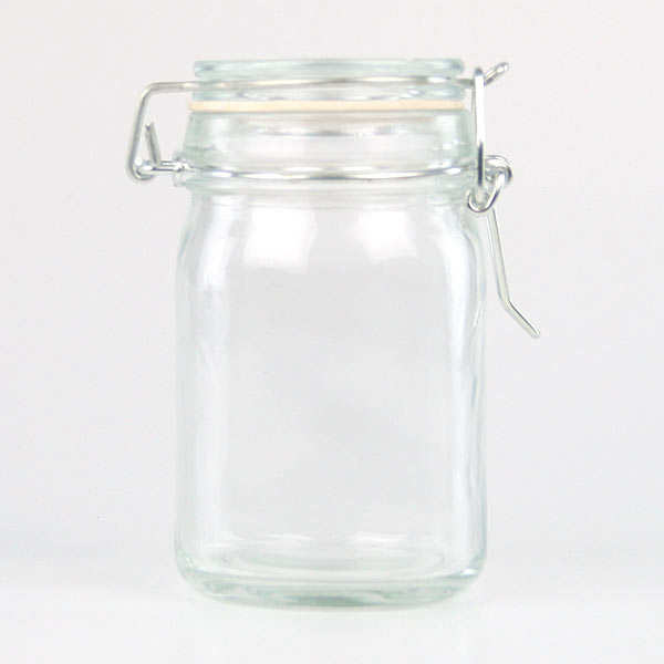 Mini sealable glass jar - 30cl