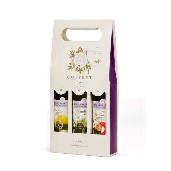 Organic Oils Gourmet Gift Set