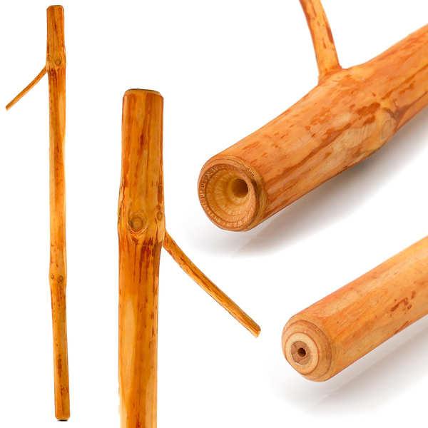 Véritable bouffadou artisanal de Lozère en pin
