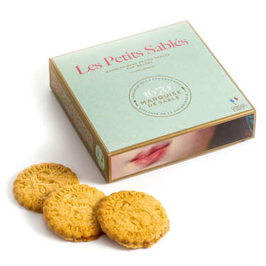 Pure Butter French 'Sablé' Shortbread