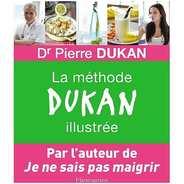 """Flammarion - """"La méthode Dukan illustrée"""" by Dr Pierre Dukan"""