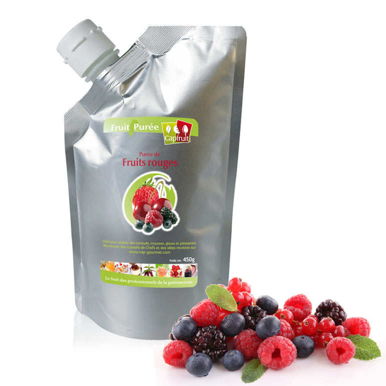 Red Berry Purée