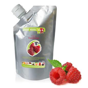 Capfruit - Raspberry Purée