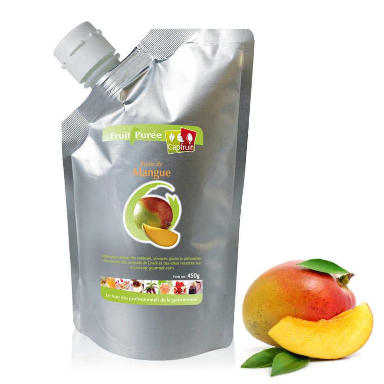 Purée de mangue Alphonso