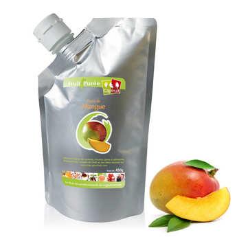 Capfruit - Purée de mangue Alphonso