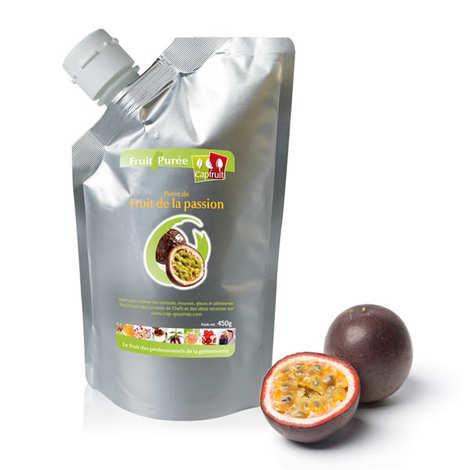 Capfruit - Purée de fruit de la passion